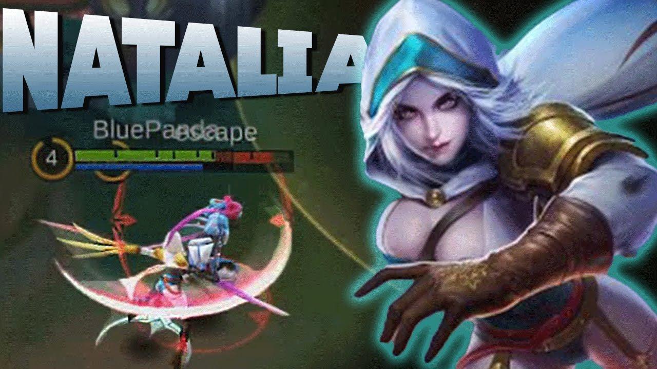 Cara Counter Natalia di Mobile Legends