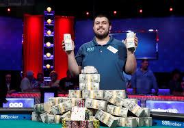 Scott Blumstein - Pemenang World Series of Poker