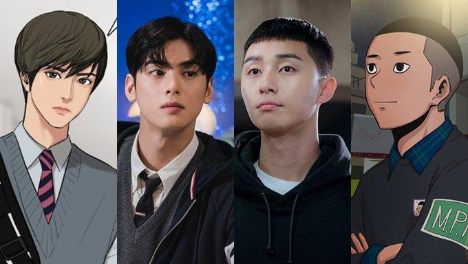 Drama Korea Inspirasi dari Webtoon