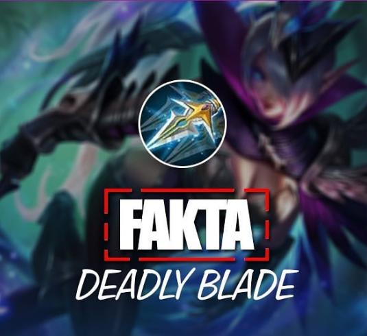 Fakta Deadly Blade