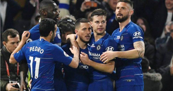 Chelsea Naik ke Posisi ketiga Liga Inggris
