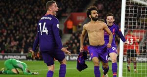 Klopp memuji Salah setelah gol pertama dalam dua bulan